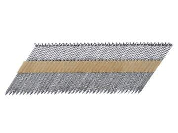 DNPT28R50 Galvanised 33° Angle Ring Shank Nails 2.8 x 50mm (Pack 2200)